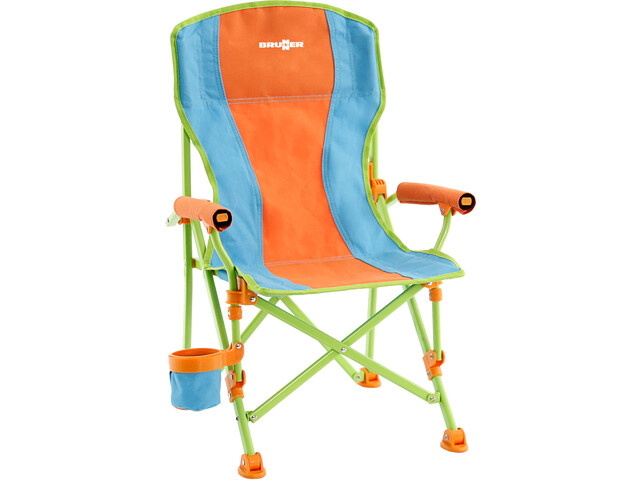 Brunner Raptorina Chaise pliante Enfant, multi